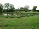 2 étangs de pêche avec terrain et bâtiment