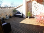 *Superbe maison de ville avec garage et toit-terrasse