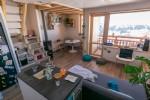 Bel appartement duplex skis aux pieds - LA PLAGNE VILLAGE