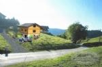 Ce terrain de 785m² ( LOT B ) est situé au col du feu sur la commune de Lullin
