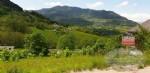 Belle parcelle de terrain constructible sur le village de La Vernaz