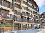 Un appartement une chambre, un coin montagne, un balcon exposé sud et un casier à ski.