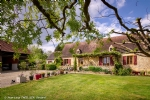 Propriété Maison + Studio + 4 gîtes 325m2 - 3 hectares - 15min Sarlat
