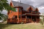 Grande Maison en Bois style Candian sur terrain arboré de 4000m²