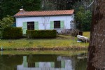 Jolie maisonette avec étang