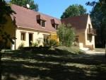 Belle maison périgourdine proche a Montignac de 6 chambres avec 2500m2 de jardin