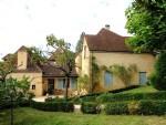 Sarlat - Belle maison en pierre avec 4 chambres et grand terrain de 1800m2 avec arbres fruitier