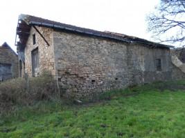 Vallée du Lot - Maison + Grange à rénover