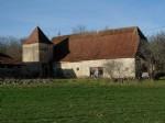 Proche Caniac du Causse, corps de ferme