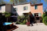 Maison de Village, 3 Chambres, Jardin orienté Sud
