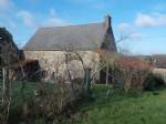 Maison indépendante située en village proche axes rennes/saint malo et combourg/