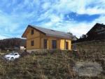 Ce terrain de 1734 m² est situé au col du feu sur la commune de Lullin