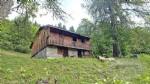 Charmant Chalet d'Alpage à 1500m d'altitude à saisir avec environ 1 hectare de terrain et de forêt