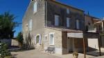 Villa récente de plain pied, studio indépendant et maison vigneronne à rénover sur 1525 m².