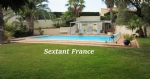 Magnifique Villa 4 Faces T7 Sur Terrain De Plus De 1500 M². Grand Garage Et Piscine.