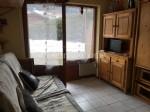 Studio cabine 5 couchages en Rez de jardin à Praz sur Arly (74120)
