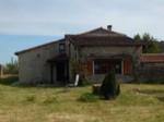 Notre ref- AI4424 Ref - AI4424 Maison en pierres proche Aigre, avec 2 chambres