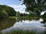 Etang de 0.61 hectares avec abri de pêche