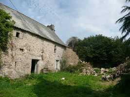 Grande Maison à Rénover avec Grange