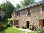 Bien immobilier en French property � vendre: Maison R�nov�e en Pierres